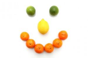 Плодове и зеленчуци за добро настроение