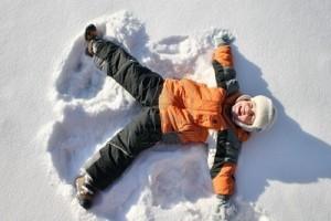 Усмивки в снега