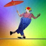 Клоуните на нашето детство