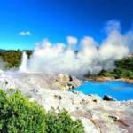 Необикновената долина на гейзери и цветни езера