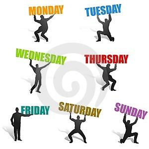 seven-days-in-different-ways