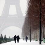 Тихият град: Париж през зимата