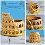Как да си направим: уникална бисквитка с дизайн на Колизеума в Рим